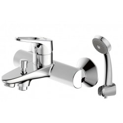 Смеситель Bravat Drop-D F648162C-B для ванны
