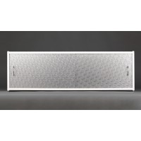 Экран под ванну Francesca Premium 150/170/180 Kолотый лед Серебро