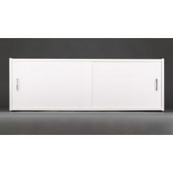 Экран под ванну Francesca Premium белый 150/170 (для высоких ванн)