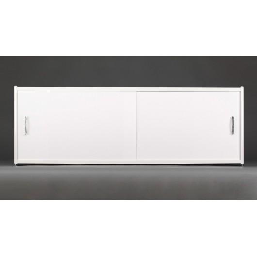 Экран под ванну раздвижной Francesca Premium 180 см (белый)