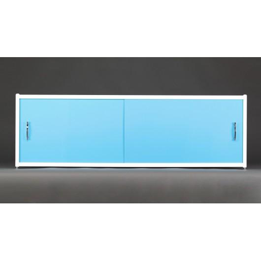 Экран под ванну Francesca Premium 150/170/180 голубой