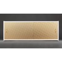 Экран под ванну Francesca Premium 150/170/180 Kолотый лед Золото