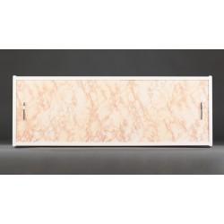 Экран под ванну Francesca Premium 150/170/180 мрамор бежевый