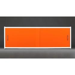 Экран под ванну Francesca Premium 150/170/180 оранжевый