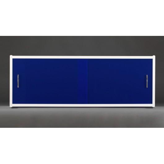 Экран под ванну Francesca Premium 150/170/180 синий