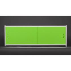 Экран под ванну Francesca Premium 150/170/180 салатовый