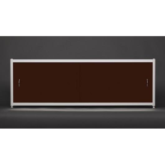 Экран под ванну Francesca Premium 150/170/180 темно-коричневый