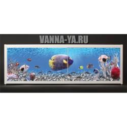 Экран под ванну Francesca Elite Немо 140-180 см (Антискользящее Основание)
