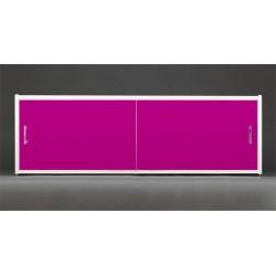 Экран под ванну Francesca Premium 150/170/180 фиолетовый