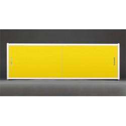Экран под ванну Francesca Premium 150/170/180 желтый
