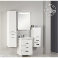 Комплект мебели Акватон Америна 60 М белая