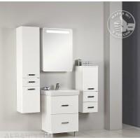 Комплект мебели Акватон Америна 60 Н белая