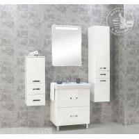 Комплект мебели Акватон Америна 70 Н белая