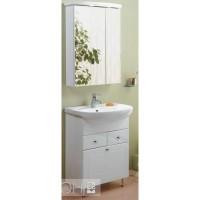 Комплект мебели Акватон Норма 65 с бельевой корзиной