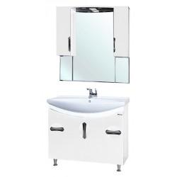 Комплект мебели Bellezza Лагуна 105 белая