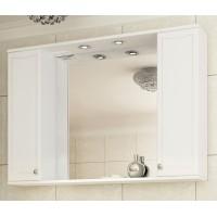 Шкаф-зеркало Francesca Венеция 105 (100 см)