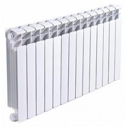 Радиатор биметаллический Rifar Base Ventil 350 14 секций