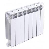 Радиатор биметаллический Rifar Base Ventil 500 8 секций