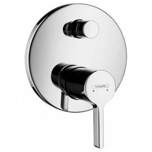 Смеситель Hansgrohe Metris S 31465000 для ванны с душем
