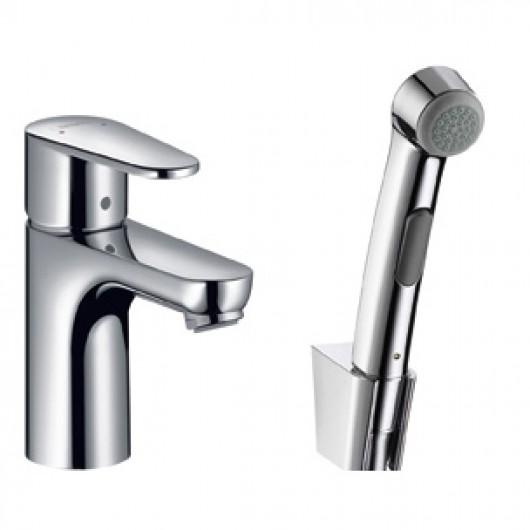 Смеситель Hansgrohe Talis E2 31165000 для раковины с гигиеническим душем