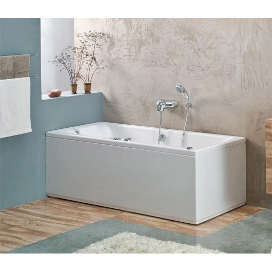 """Акриловая ванна Santek Монако 170х70 """"Базовая"""""""