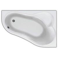 """Акриловая ванна Santek Ибица XL 160х100 L/R """"Комфорт плюс"""""""