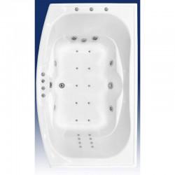 Акриловая ванна Bach Джени 190х110