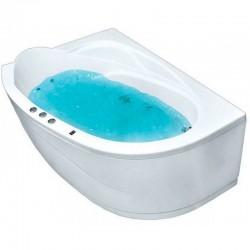 Акриловая ванна Bach Изабелла 150х100 L, R