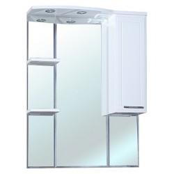 Зеркало-шкаф Bellezza Коралл 85 R