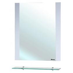 Зеркало Bellezza Рокко 60 белое
