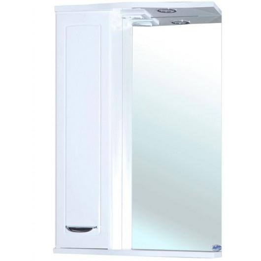 Зеркало-шкаф Bellezza Классик 55 L