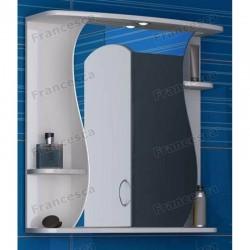 Шкаф-зеркало Francesca Лайма 750 С