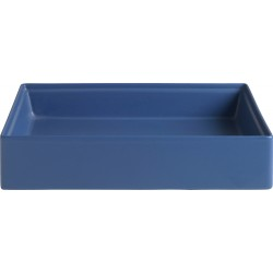 Раковина ArtCeram Scalino 55 blu zaffiro
