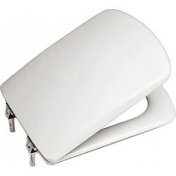 Крышка-сиденье Roca Dama Senso ZRU9000041 c микролифтом, петли хром